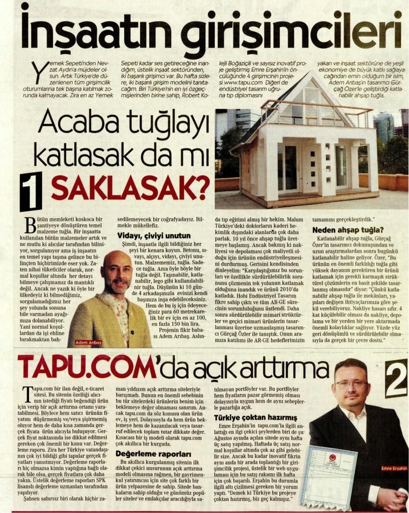 Cumhuriyet 10 Nisan 2016